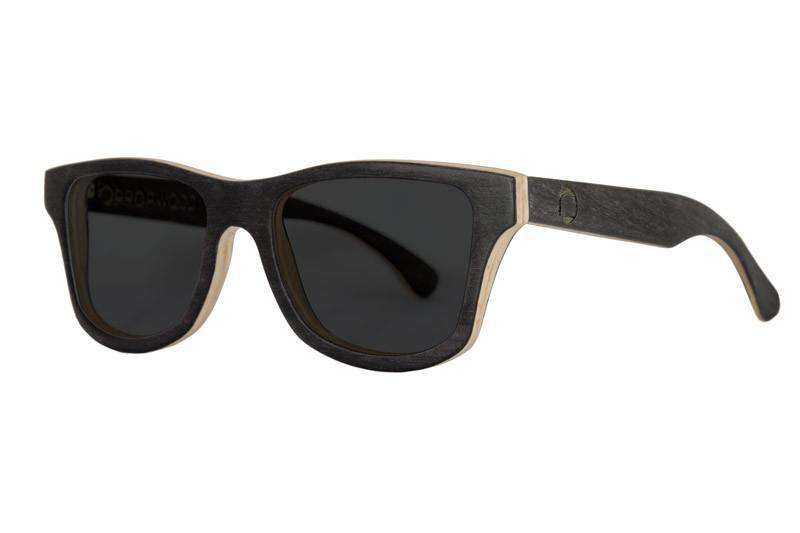 Cassis - Black Maple Wooden Sunglasses - Propwood - 2