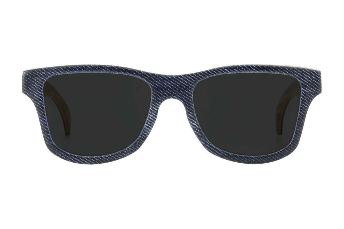 Cassis - Denim Limited Edition Sunglasses - Propwood