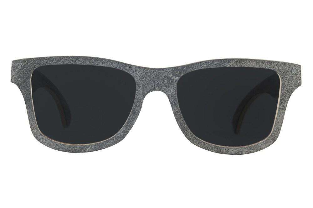 Cassis - Dark Slate Stone Sunglasses - Propwood - 1