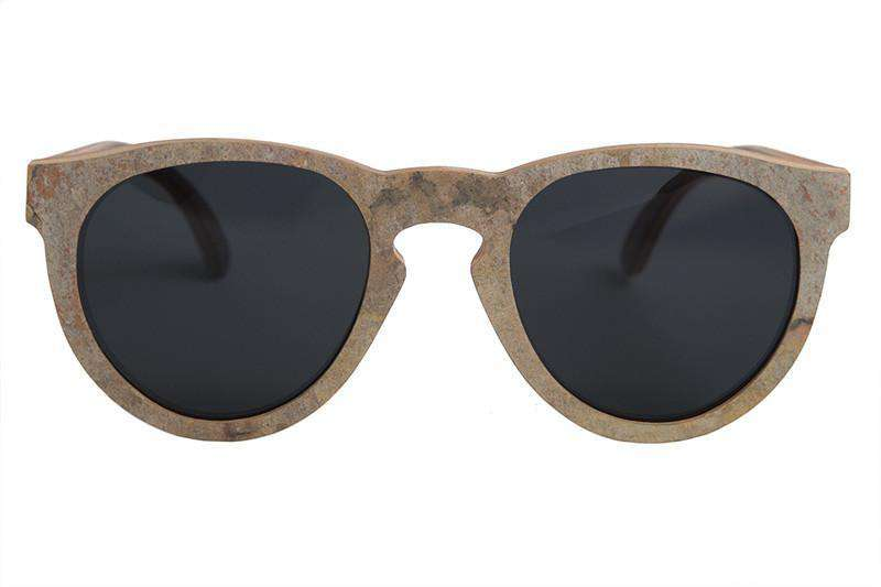 Palo - Golden Slate Stone Sunglasses - Propwood