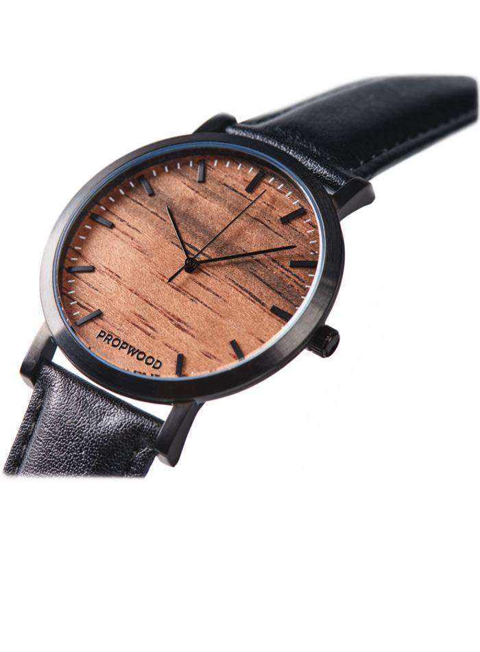 Watch - Sandalwood Swiss Quartz Watch