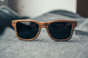 Cassis - Amazaque Wooden Sunglasses - Propwood
