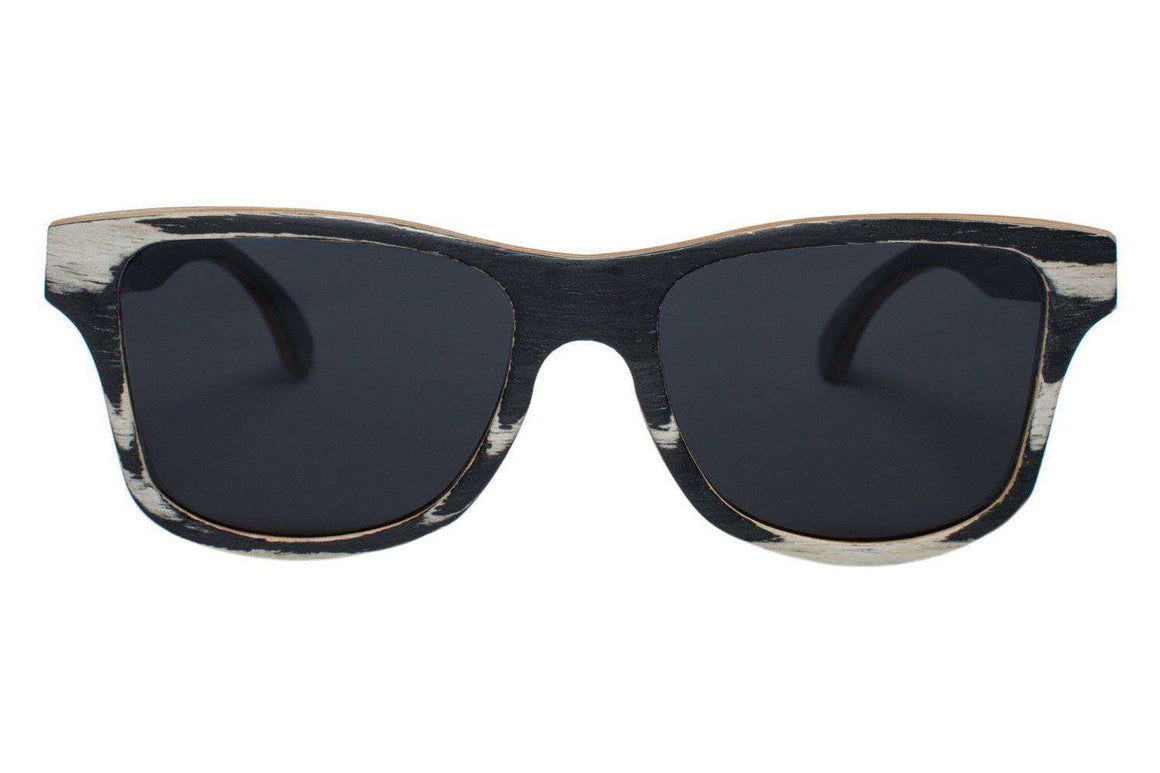 Cassis - Zebrawood Wooden Sunglasses - Propwood
