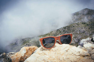 Cres - Redwood Wooden Sunglasses - Propwood
