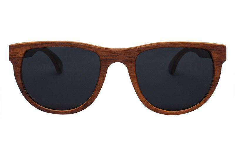 Cres - Rosewood Wooden Sunglasses - Propwood - 1