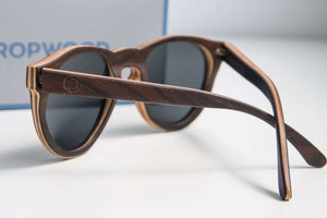Palo - Zirikote Wooden Sunglasses - Propwood - 1