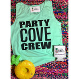 Party Cove Crew Tank