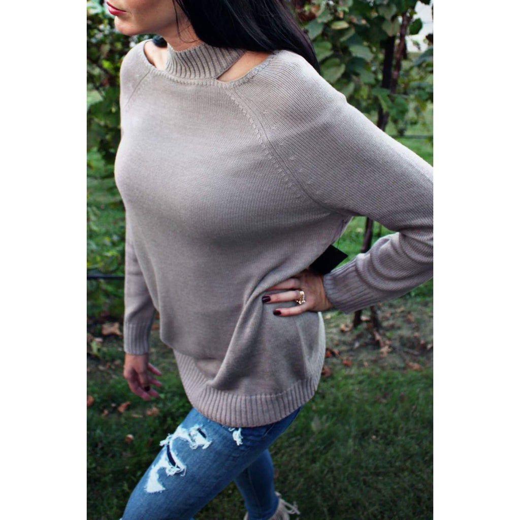 The Gigi Sweater