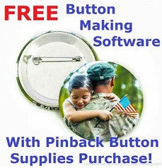 Free Button Making Software for Pinback Buttons!