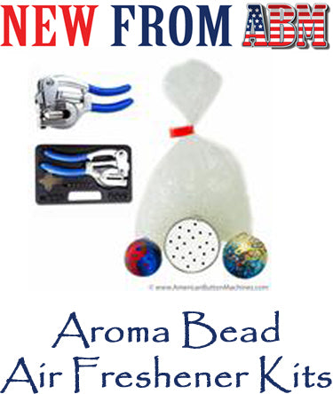NEW and Exclusive from ABM - Air Freshener Kits In 3 Sizes!
