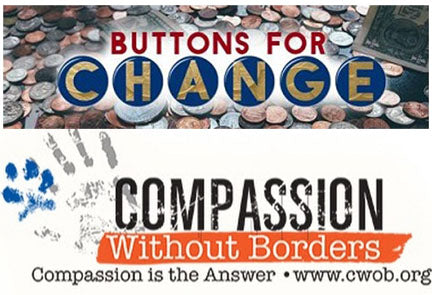 Button Maker Giveaway - We Have a Winner in the Buttons For Change Animal Rescue!