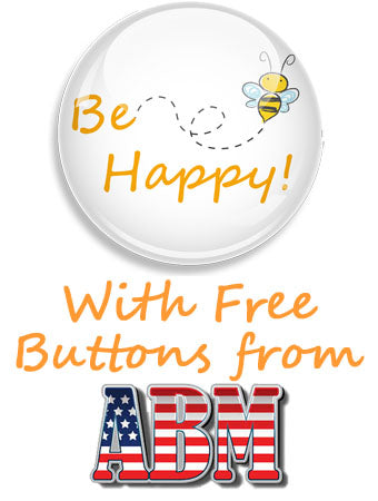 Bonus Buttons and Free Gift Card Contest - Only from ABM!