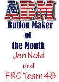 Meet Our Newest Button Maker of the Month!