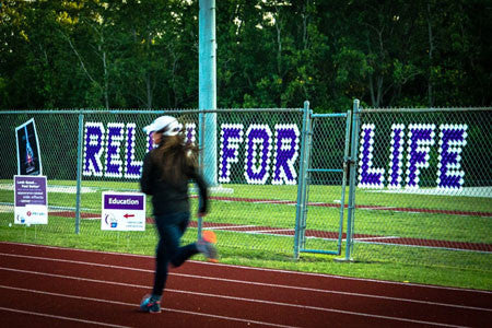 ABM attends Relay For Life