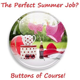 Summer Fun, Buttons and Giveaways!