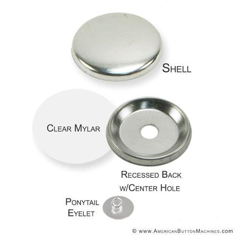 "1.25"" Button Supplies"