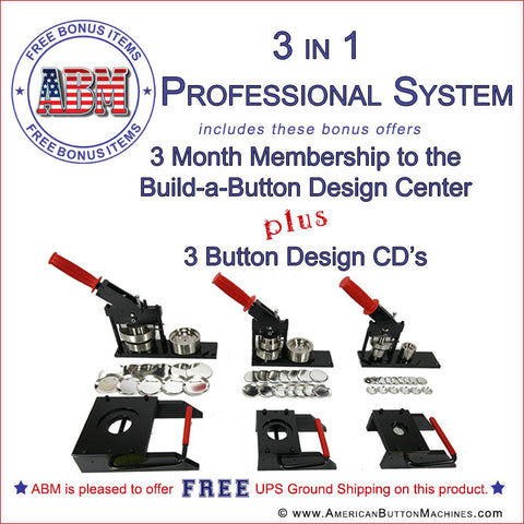 Professional Button Making Kits
