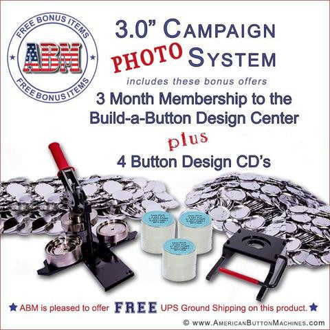 American Button Machines: Button Maker - Button Supplies
