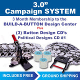 Campaign Button Making Kit