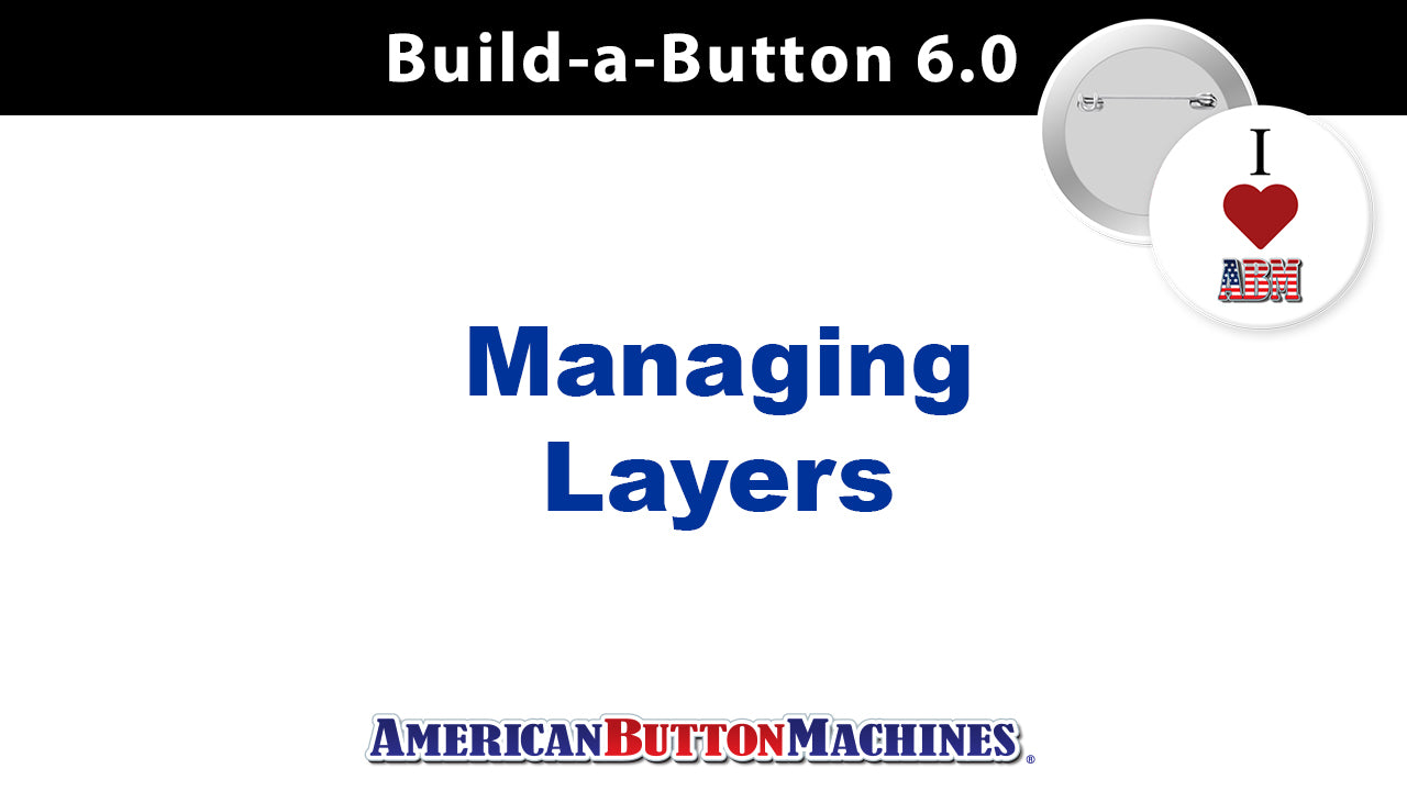 Layers - How to Manage Layers