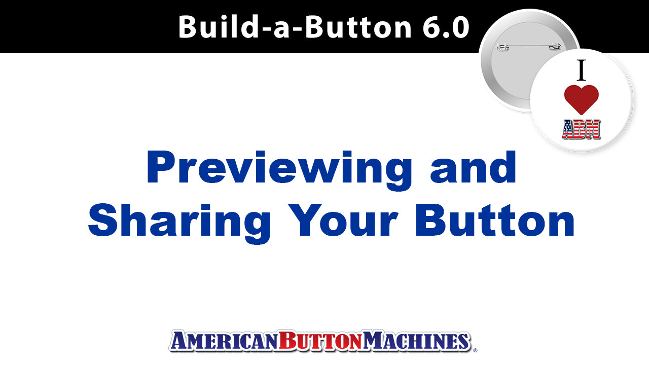 Button Mock-ups and Previews (our favorite features)