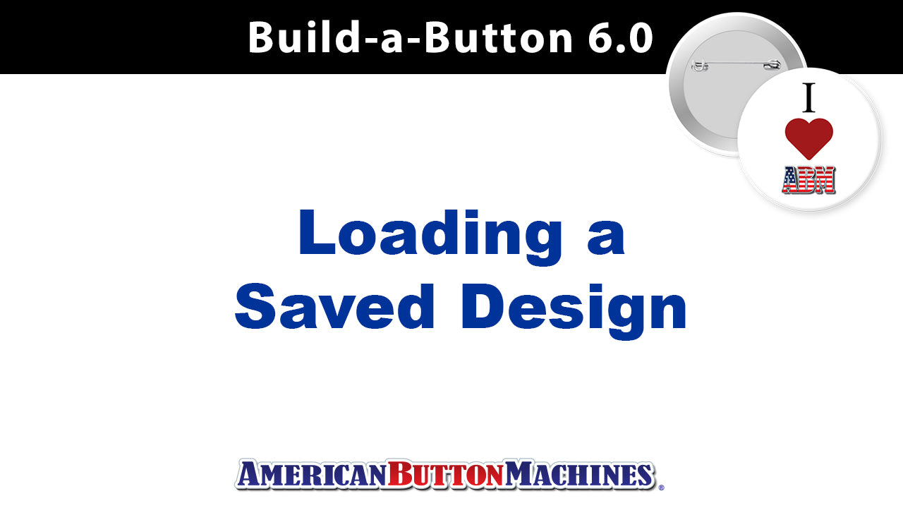Upload to Print - Printing Single or Multiple Button Designs on a Page
