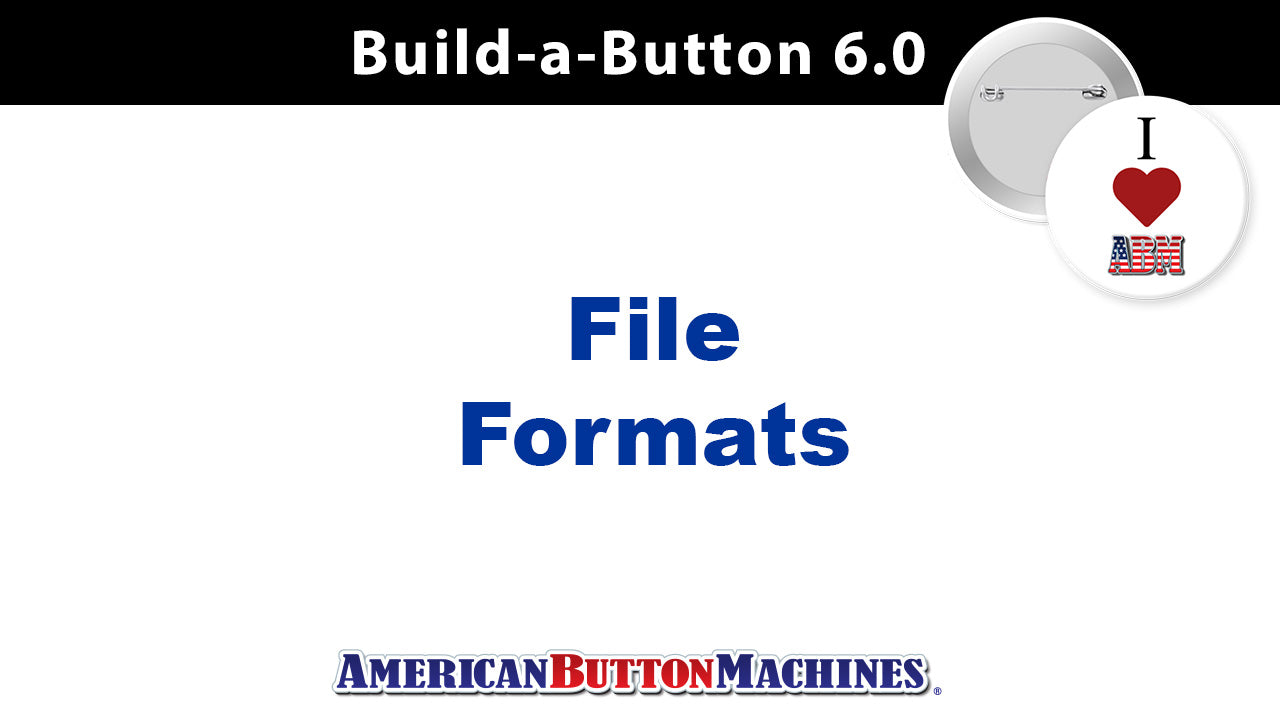 File Formats - When to Use PDF, JPG, PNG, TXT