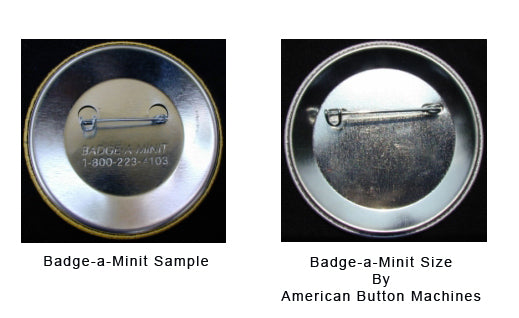 Badge A Minit Parts And Supplies American Button Machines