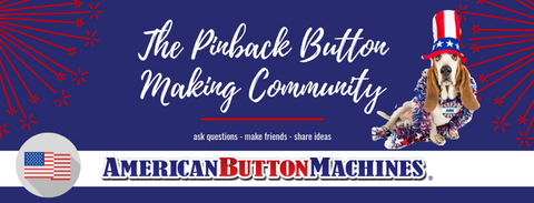 The Pinback Button Making Community