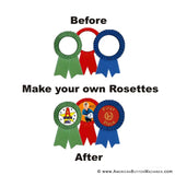 How to Make Rosettes