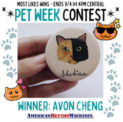Pet Week Contest Winner