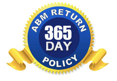 American Button Machines 365 Day Return Policy