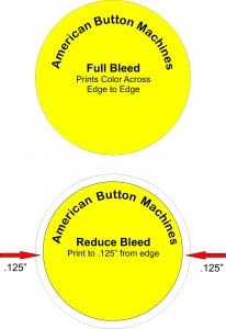 Button Bleed Edge