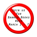 banned library books button