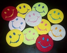 operation smiley face pins