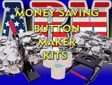 How to Make a Button – American Button Machines