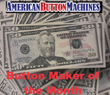 ABM Button Maker of the Month