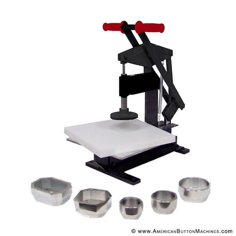 fabric cutting clicker press