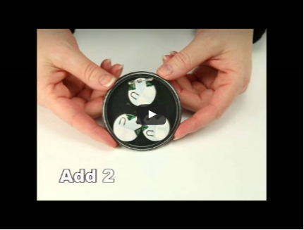 How to Make Flashing LED Buttons