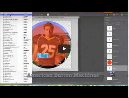 How to Use Photoshop to Design a Button