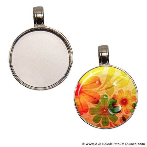 interchangeable magnetic pendant