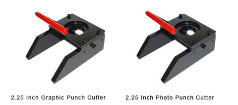 photo punch versus graphic punch cutter for making buttons