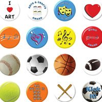 school picture graphics for button makers
