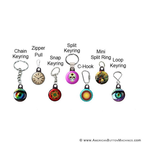 versaback key chains