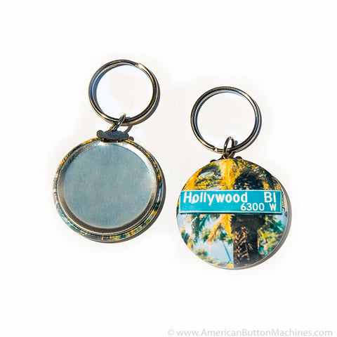 "1.5"" Split Key Ring Set"