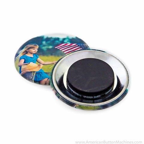 "1.75"" Self-Adhesive Magnet Set - American Button Machines"