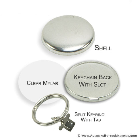 2.25'' Split Key Ring