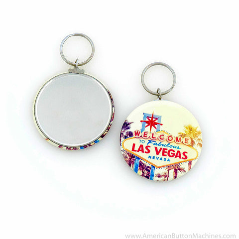 2.25'' Split Key Ring - American Button Machines