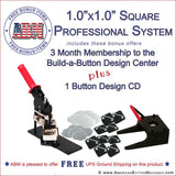 "Square 1x1"" Professional Kit"