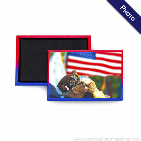 "2""x3"" Magnet Sets - Photo"